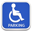 icon of handicap placard