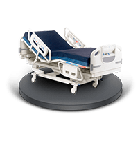 icon of hospital bed
