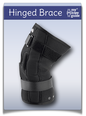 Hinged Knee cage brace